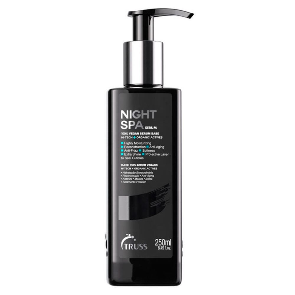 Night Spa Sérum Truss 250ml