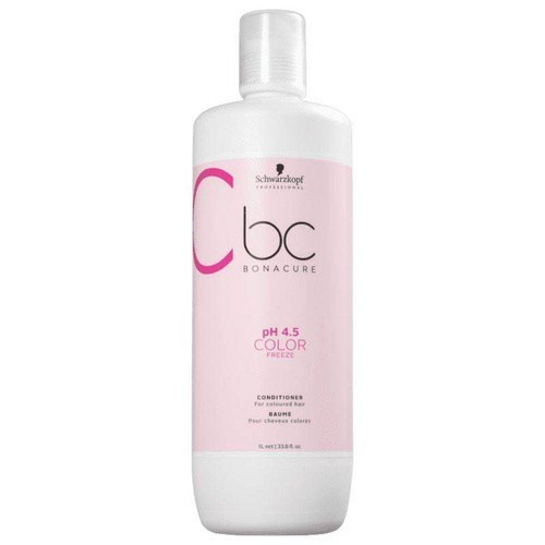 Schwarzkopf BC pH 4.5 Color Freeze Condicionador 1000ml