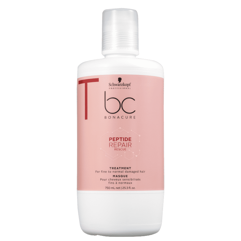 Schwarzkopf BC Repair Rescue Máscara 750ml