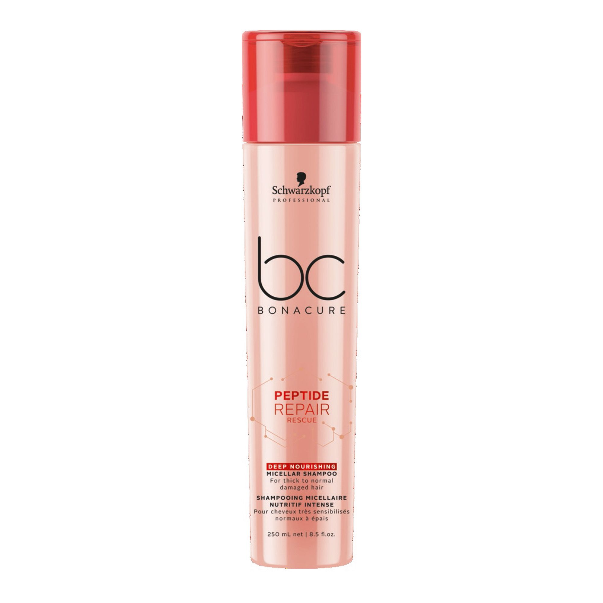 Schwarzkopf BC Repair Rescue Shampoo Deep Nourishing 250ml