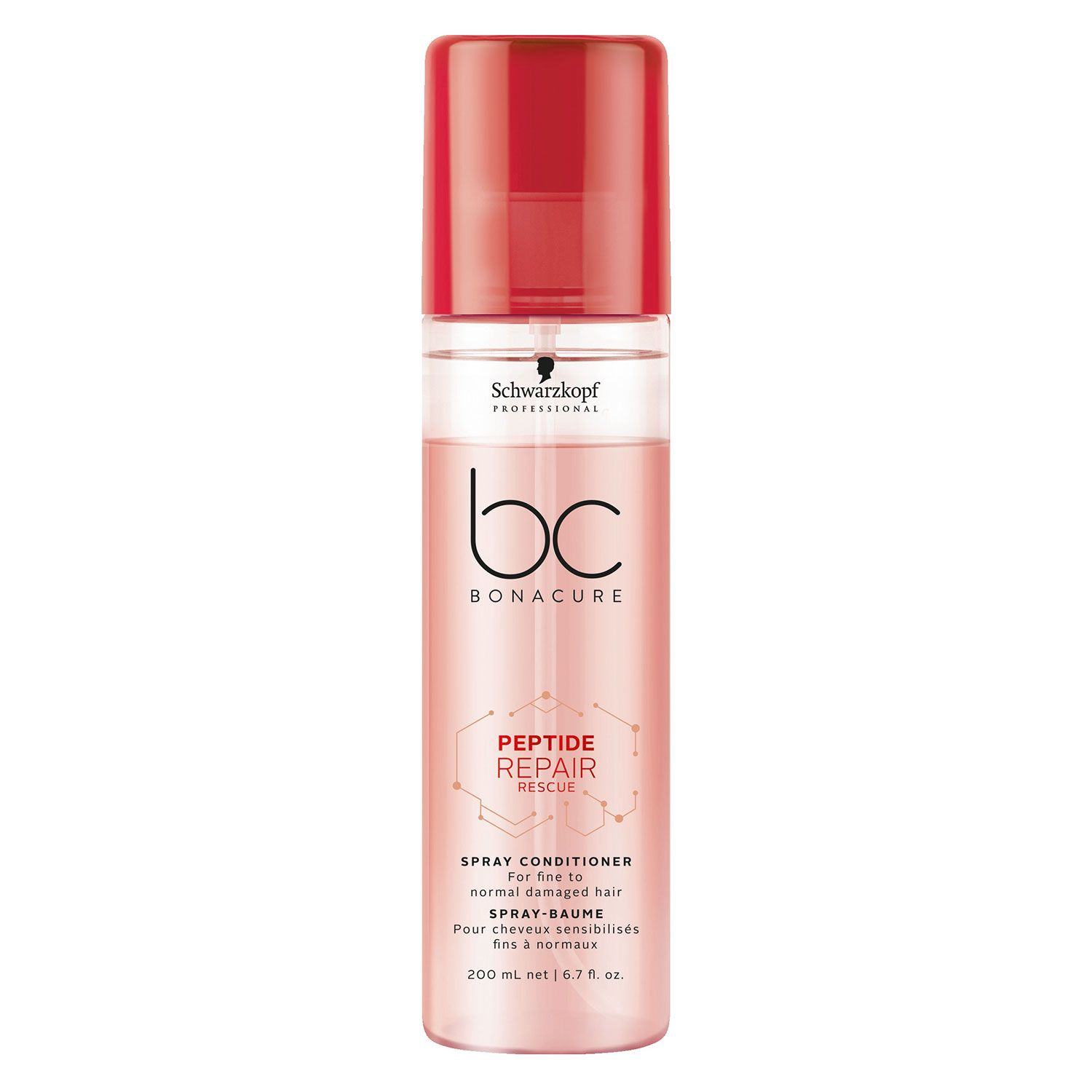 Schwarzkopf BC Repair Rescue Spray Condicionador 200ml