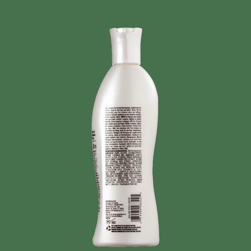 Senscience Silk Moisture Shampoo 300ml  - Shine Shop Perfumes e Cosméticos