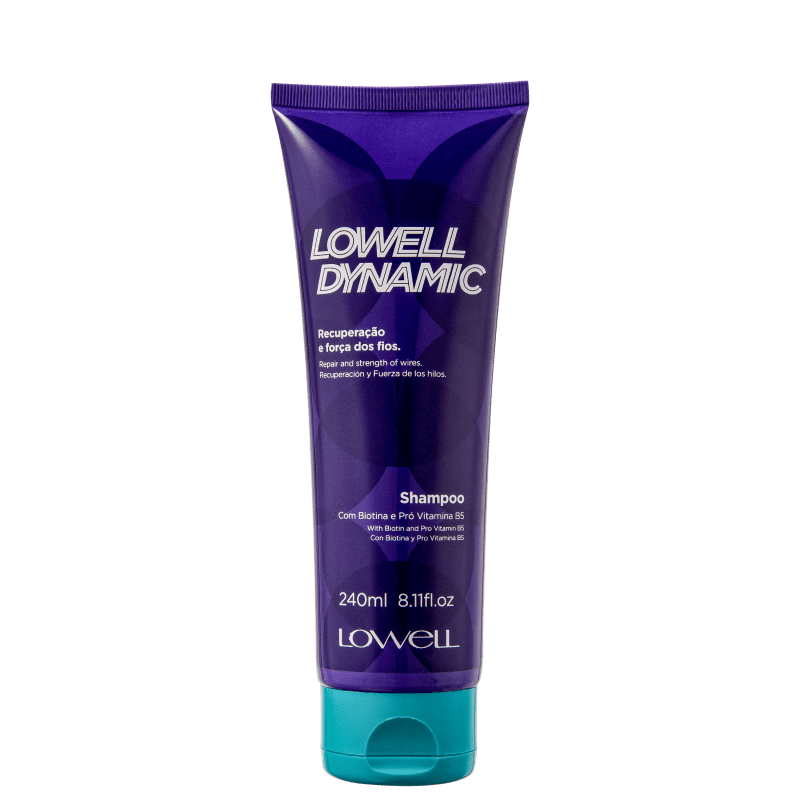 Shampoo Dynamic Lowell 240ml