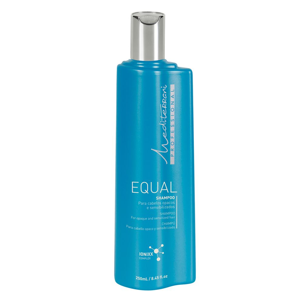 Shampoo Equal  Mediterrani 250ml