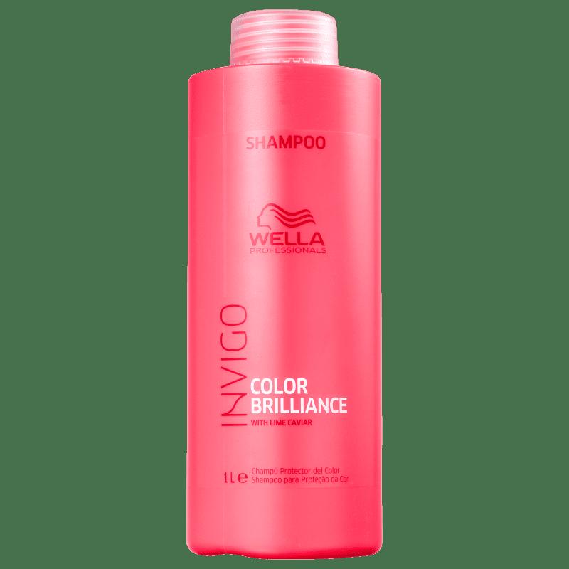 Shampoo Invigo Color Brilliance Wella Professionals 1000ml