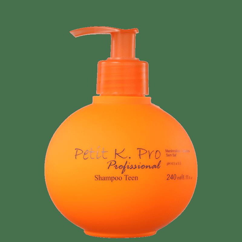 Shampoo sem Sal Petit Teen K.Pro Professional 240ml