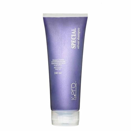 Shampoo Special Silver K.Pro 240ml