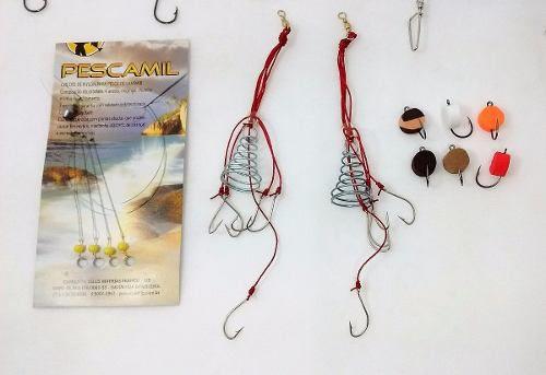 Kit De Pesca 8 Acessórios Ideal Pesqueiros Represas Rios