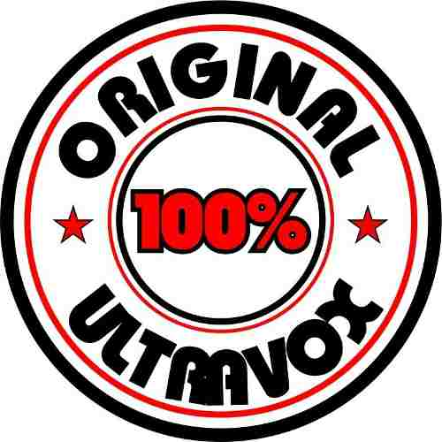 Falante Ultravox Woofer Pancadão 650 W 15 Polegadas 4 Ohms
