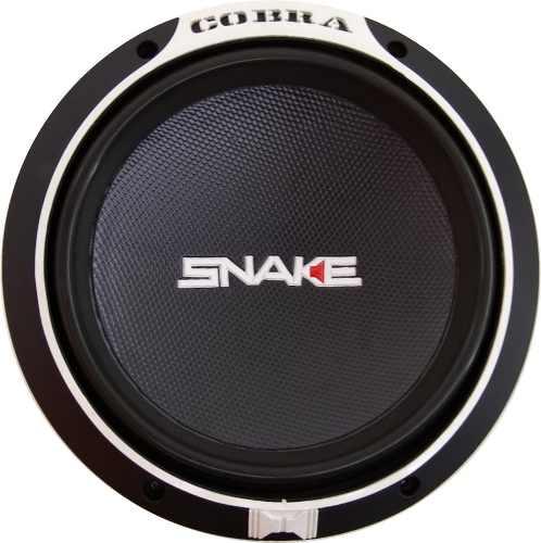 Subwoofer Snake Cobra 500 Rms 12 Polegada 2+2ohms Lançamento