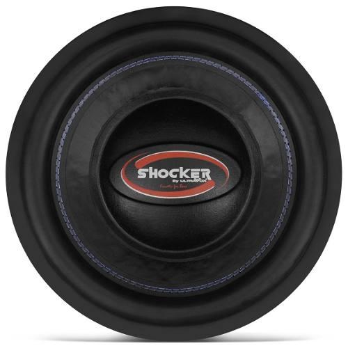 Subwoofer Ultravox Shocker Furacão 2k2 2200 W 4+4 Ohms 12polegadas