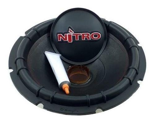 Kit Reparo Spyder Nitro G5 700 Rms 12 Pol 4 Ohms Original