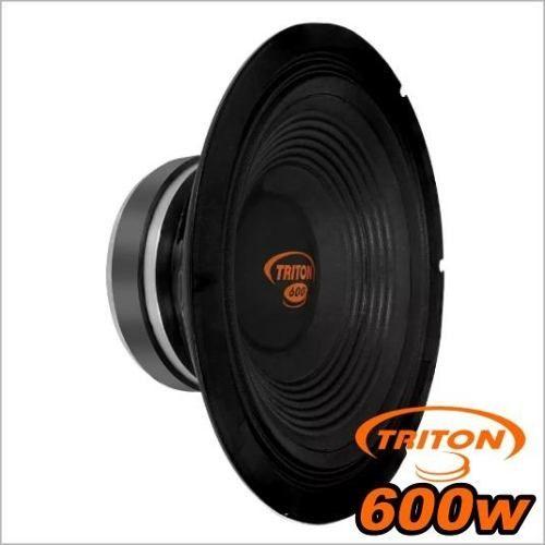 Alto Falante Woofer Triton Tr 600 W Rms 12 Polegadas 4 Ohms