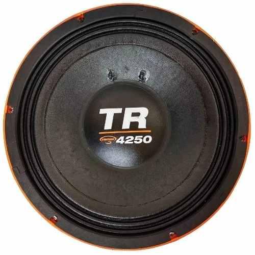 Alto Falante Triton 12 Tr 4250 4 Ohms Plug/play 4.250 W Rms