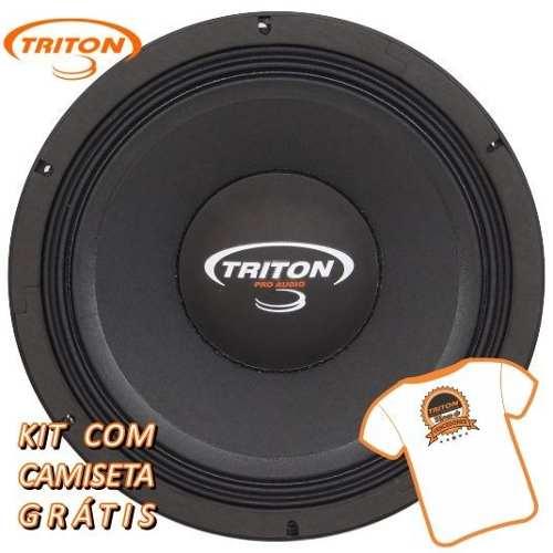 Alto Falante Woofer Triton Mbl1200 12 Pol 600 Rms 8 Ohms