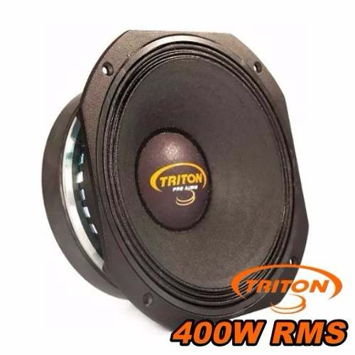 Woofer Triton 10 Polegadas 400 Rms 10 Xrl 800 8 Ohms 800w