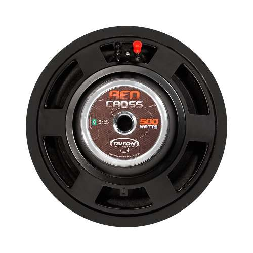 Subwoofer Triton Red Cross 12 Pol 500 Rms 4 Ohms