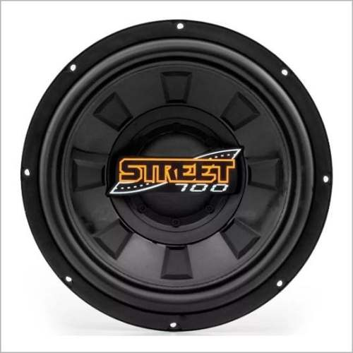 Subwoofer Spyder Street 12 700 175 W Rms Tela Gratis Preto