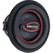 Subwoofer Ultravox Shocker Twister 8 Polegada 750rms 4+4ohms