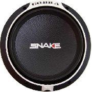 Subwoofer Snake Cobra 500 Rms 12 Polegada 4+4ohms