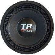 Auto Falante Woofer Triton Tr 1650 W Rms 12 Polegadas 4 Ohms