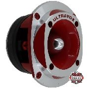 Super Tweeter Profissional Ultravox Aluminio Utx400 Red Top