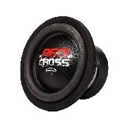 Sub Woofer Triton Red Cross 8 Polegadas 500 Rms 4 Ohms