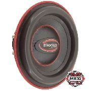 Subwoofer Shocker Twister 750 W Rms 4+4 Ohms 12