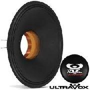 Kit Reparo Alto Falante Ultravox Pancadão 3k7 3700w 12 4ohms