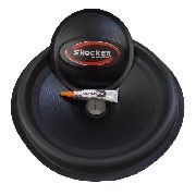 Kit Reparo Sub Woofer Shocker Terremoto 12 1200 W 2+2 Ohms
