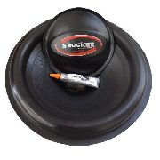 Kit Reparo Sub Woofer Twister Shocker 650 W 12 4+4 Ohms