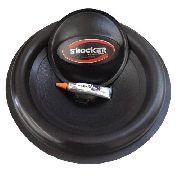 Kit Reparo Sub Woofer Shocker Furacão 15 2200 W 2+2 Ohms