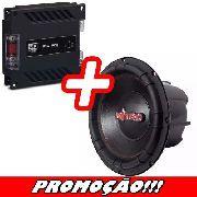 Kit Banda 802 + Spyder Nitro 12 700 Rms 12 Polegadas 4+4 Ohms