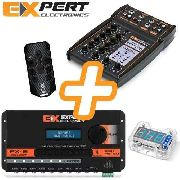 Kit Expert Px2 Connect Com Mesa Mx1 Controle Voltimetro
