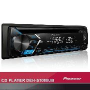 Cd Player Pioneer Deh-s1080ub Com Usb Mixtrax Mp3 1080