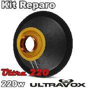 Kit Reparo Alto Falante Ultravox Ultra 12 220w Rms 4ohms