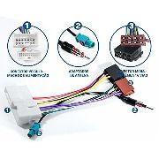 Kit Facil Chicote E Antena Sandero Logan E Duster Fac Rn-001