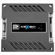 Módulo Amplificador Banda Audioparts Ice X 1601 1 Ohm 1600 Rms