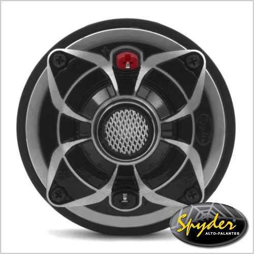 Driver Automotivo Spyder Drv400 Profissional 200w Rms 8 Ohms