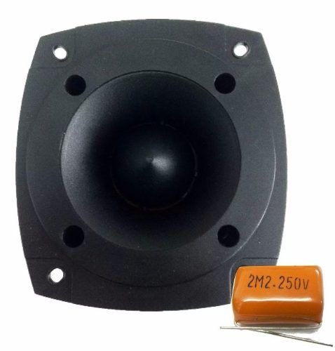 Super Tweeter Triton Hipnos Light 100 Wrms Gratis Capacitor