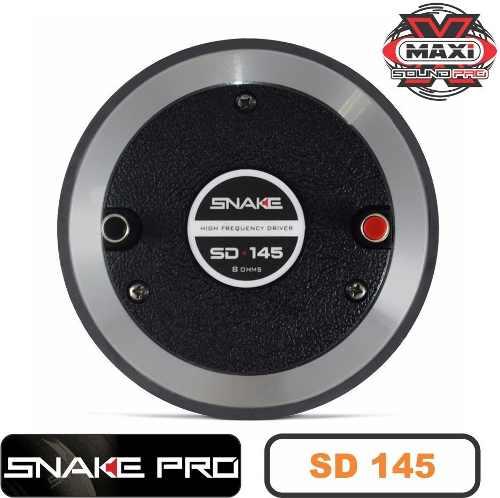 Driver Snake Pro Titanium Sd 145 Profissional 150w 8 Ohms