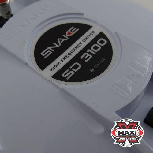 Driver Snake Pro Titanium Sd 3100 Profissional 200w 8 Ohms