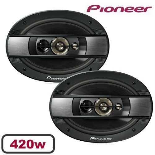 Alto Falante 6x9 Pioneer Ts-6990br 420w 150w Rms Quadriaxial