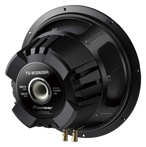 Subwoofer Pioneer 12 350 W Rms 600w Ts-w3060br