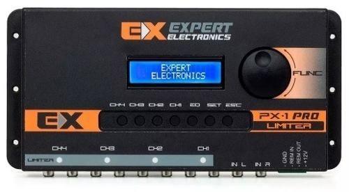 Expert Crossover Equalizador E Processador Digital Px1