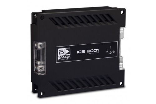Módulo Amplificador Banda Audioparts Ice 3001 1 Ohm 3000 Rms
