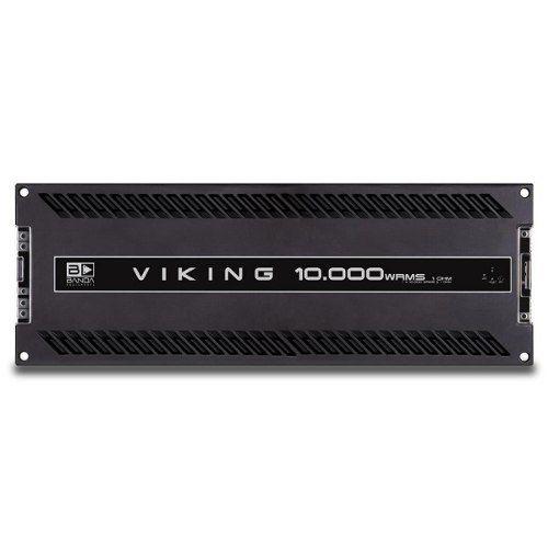 Módulo Amplificador Banda Viking 10000 Rms 1 Ohm