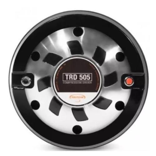 Driver Triton Tr 505 Trio 320w 160w Rms 8 Ohms Fenólico