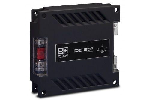 Kit De Som Módulo Banda 400.4 Ice1202 Controle Voltimetro