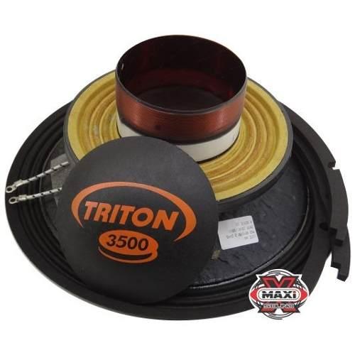 Kit Reparo Alto Falante Triton 3500 W Rms 12 2 Ohms Original